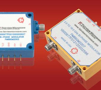 Moduladores bifase con control TTL