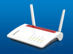 FRITZ!Box 6850 LTE Router hasta 150 Mbps
