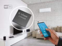 Solución Wi-Fi 4 con seguridad WPA 3 de próxima generación para IoT