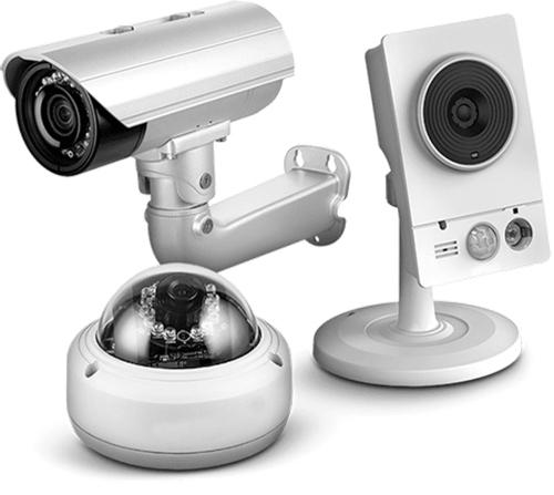 Protección del espacio con cámaras de vigilancia Wi-Fi