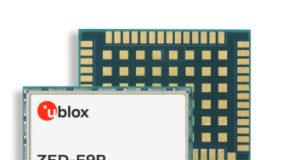 Módulo GNSS multibanda con RTK y una precisión de centímetros