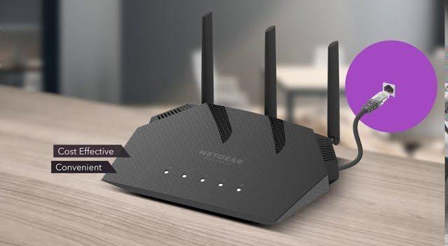 WAX204 Punto de acceso empresarial Wi-Fi 6 potente