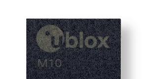 Plataforma receptora u-blox M10 de precisión