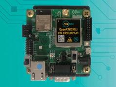 Kit de desarrollo OpenRTK330LI EVK para el módulo GNSS homólogo
