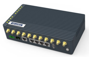Router 5G ICR-4453 bajo Linux