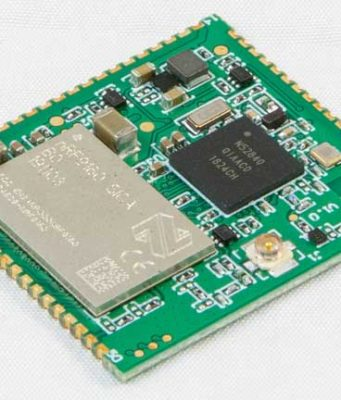 Módulo móvil para el desarrollo rápido de aplicaciones IoT