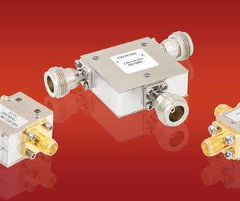 Circuladores aisladores RF para frecuencias de hasta 42,5 GHz