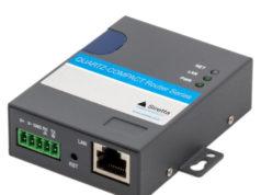 Router industrial QUARTZ-COMPACT-11-LTE para las bandas 4G/LTE europeas
