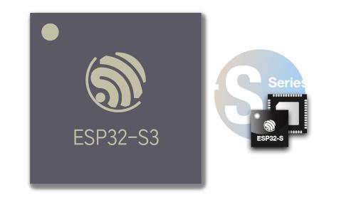 SoC Wi-Fi/BLE 5 ESP32-S3 para aplicaciones IoT