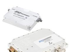 amplificadores bidireccionales para las bandas de frecuencia VHF/UHF, L, S y C