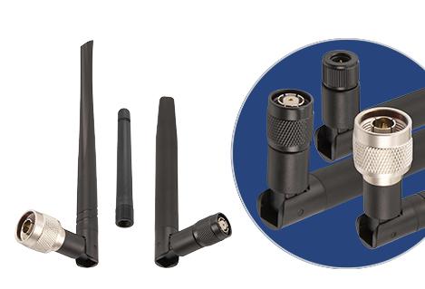 Antenas monopolares para puntos de acceso y routers