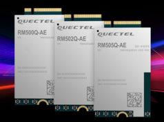 Módulos 5G NR Sub-6 GHz