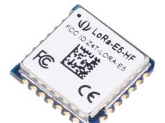 Módulo LoRa-E5 LoRaWAN STM32WLE5JC
