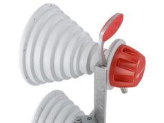 Twin Horn Bracket Brazo para instalación de antenas duales