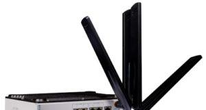 Router industrial 5G con kit de inicio