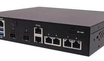 Appliance NCA-1516 para aplicaciones de redes 5G/Wi-Fi 6