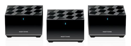 Sistema Wi-Fi 6 mesh Nighthawk MK83