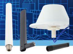 Antenas de pato de goma y omnidireccionales y domos para 5G