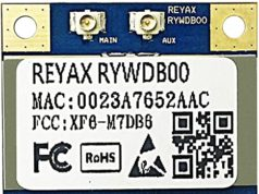 RYWDB00 mini tarjeta dual PCIe Wi-Fi y Bluetooth 5