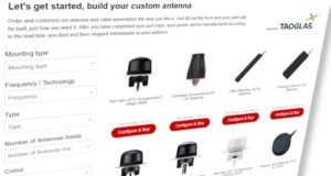 Configurador de antenas a medida