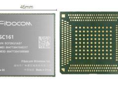Módulo 5G SC161 basado en chips Qualcomm