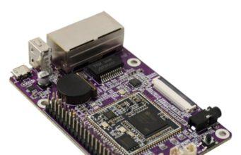 Placa de router LAN dual IDO-SBC2D06-V1A