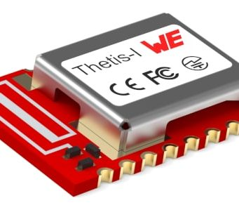 Thetis-I Módulo de radio con opción de pruebas para IoT Wirepas