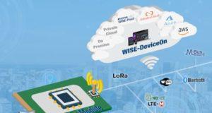 WISE-1510-DOM módulo configurable para sensores inalámbricos