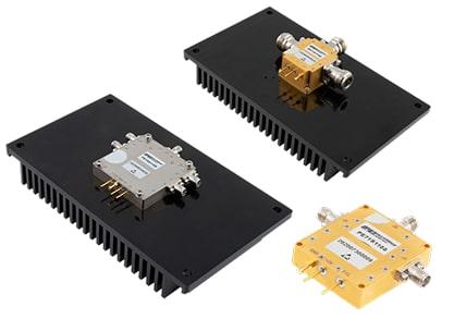 Switches de diodo PIN de alta potencia GaN