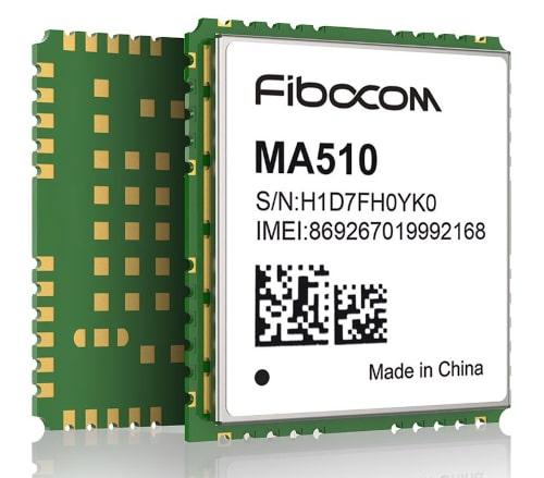 MA510-GL Módulo para LTE-M y NB-IoT de 450 MHz