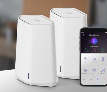Orbi Pro con Wi-Fi 6 y funciones de seguridad