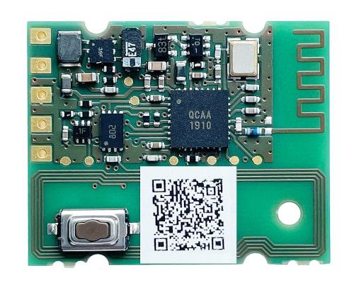Módulo de transmisión inalámbrica PTM 535BZ bajo estándares