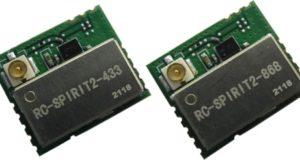 Módulos transceptores RC-SPIRIT2-XXX