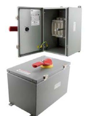 Desconectador de small cells con fusible FDS-3P3R600V100A