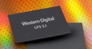Almacenamiento flash embebido UFS 3.1 para conectividad 5G y Wi-Fi 6
