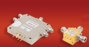 Switches de diodo PIN de alta potencia con tecnología GaN