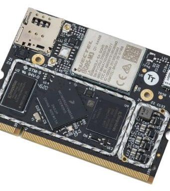 S-2CONNECT Creo SoM para aplicaciones IoT