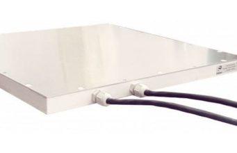Antena receptora WC-RX para carga inalámbrica de vehículos eléctricos