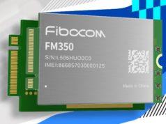 FM350 Módulo 5G con tecnología de Intel y MediaTek