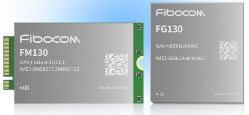 Módulos inalámbricos 5G con Qualcomm 315 5G IoT Modem