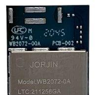 WB2072-A0, nuevo módulo MCU con BLE incorporado