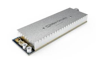 Amplificadores de potencia para aplicaciones de energía por RF y microondas industriales