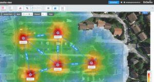 ezWIFI Planner software gratuito con nuevas prestaciones para diseño de redes