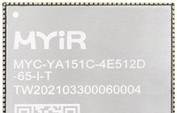 SoM ARM MYD-YA15XC-T