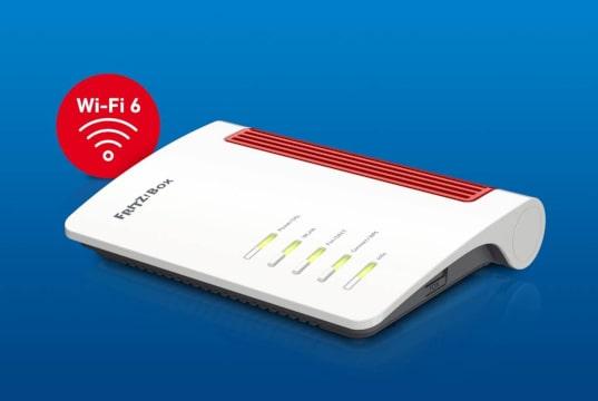 7530 AX, router potente con Wi-Fi 6