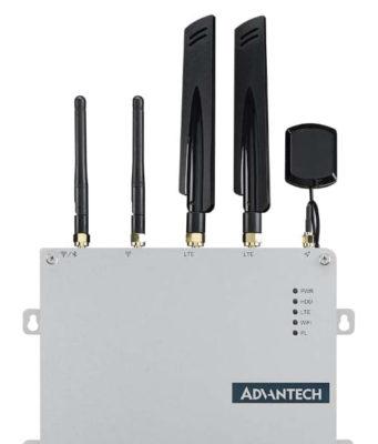 UNO-430-E1A Gateway con diseño impermeable (IP69K/68)