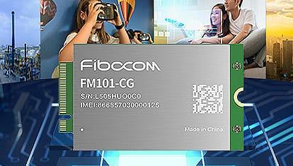 FM101-CG Módulo inalámbrico LTE-A