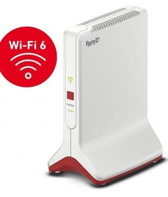 FRITZ!Repeater 6000 con Wi-Fi 6 y tecnología Mesh