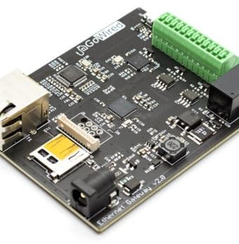 Gateway multiprotocolo seguro GoWired