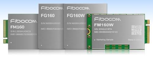 FM160 Módulo 5G con módems RF Snapdragon X65 y X62